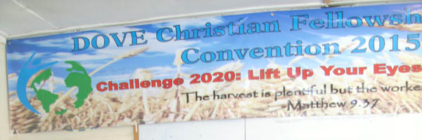 Success of the DOVE Africa Convention