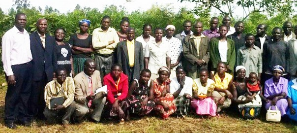 Training Empowers DOVE Kenya Leaders