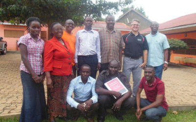 Leadership Training Launched in Uganda